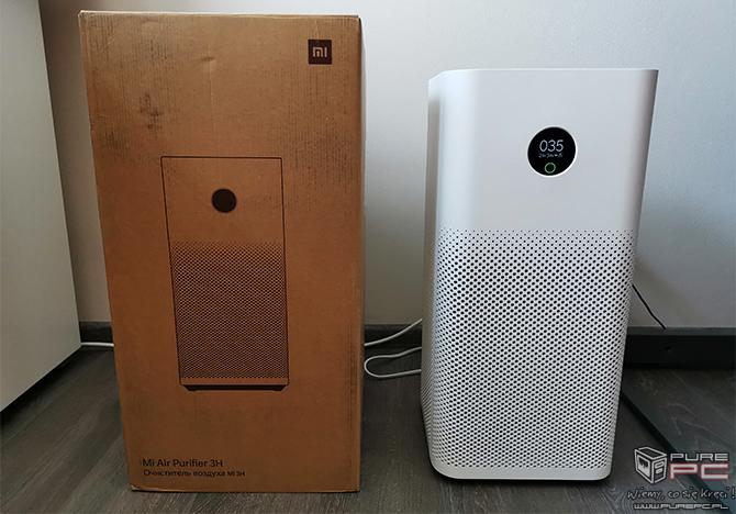 Test oczyszczacza Xiaomi Mi Air Purifier 3H. Szansa na czyste płuca [2]