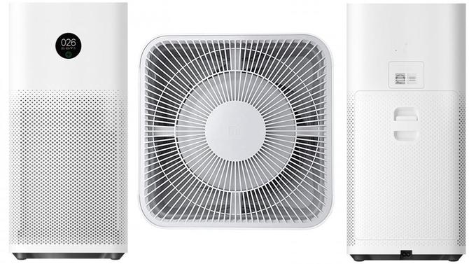 Test oczyszczacza Xiaomi Mi Air Purifier 3H. Szansa na czyste płuca [3]