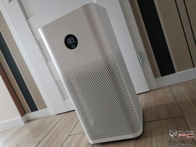 Test oczyszczacza Xiaomi Mi Air Purifier 3H. Szansa na czyste płuca [5]