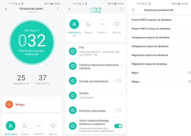 Test oczyszczacza Xiaomi Mi Air Purifier 3H. Szansa na czyste płuca [10]