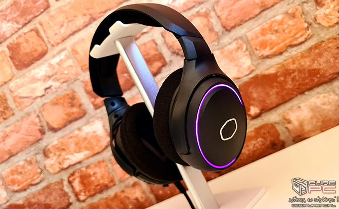 Test słuchawek Cooler Master MH650 - tkanina, wygoda, gaming [1]