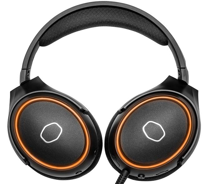 Test słuchawek Cooler Master MH650 - tkanina, wygoda, gaming [4]