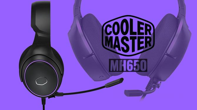 Test słuchawek Cooler Master MH650 - tkanina, wygoda, gaming [7]