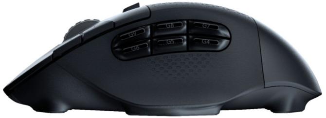 Test myszy Logitech G604: ergonomiczne granie bez cienia LEDów [6]