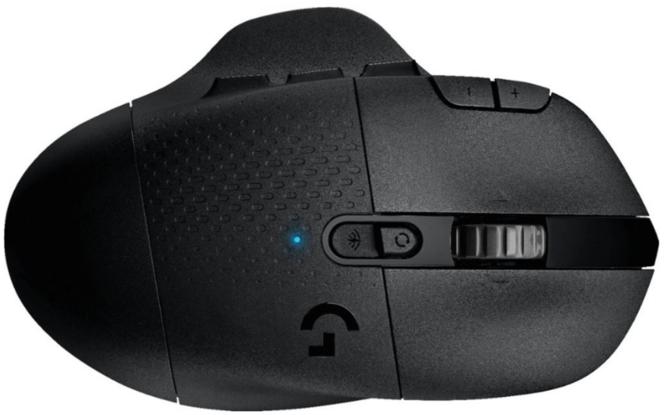 Test myszy Logitech G604: ergonomiczne granie bez cienia LEDów [7]