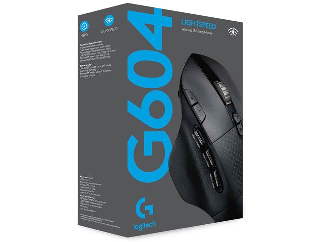 Test myszy Logitech G604: ergonomiczne granie bez cienia LEDów [8]