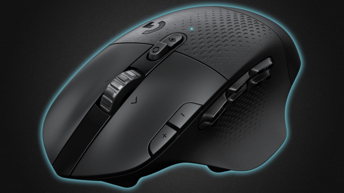 Test myszy Logitech G604: ergonomiczne granie bez cienia LEDów [9]