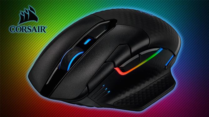 Corsair Dark Core RGB Pro - Test bezprzewodowej myszki dla graczy [2]
