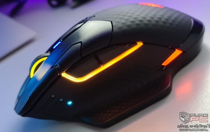 Corsair Dark Core RGB Pro - Test bezprzewodowej myszki dla graczy [9]