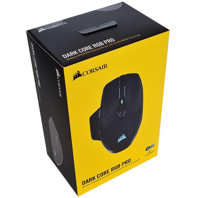 Corsair Dark Core RGB Pro - Test bezprzewodowej myszki dla graczy [10]