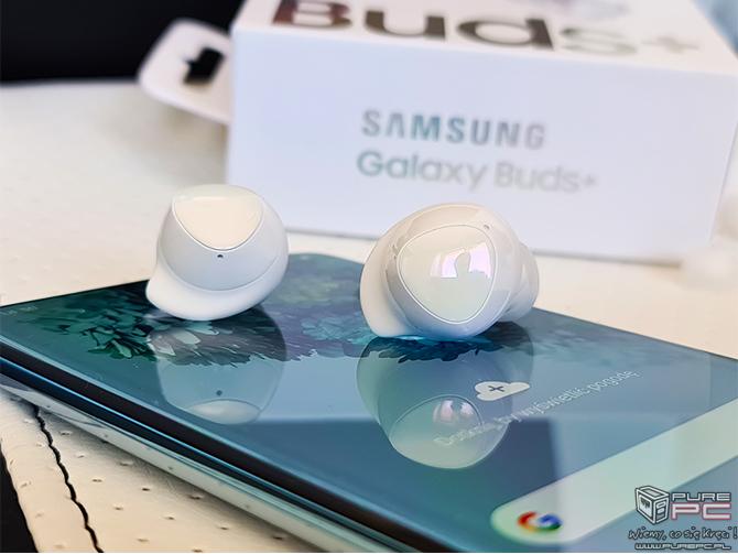 Test słuchawek Samsung Galaxy Buds+. Niekończące się granie [7]