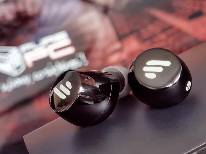 Test słuchawek Edifier TWS1 - niedrogie, lecz warte uwagi pchełki  [11]