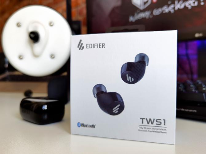 Test słuchawek Edifier TWS1 - niedrogie, lecz warte uwagi pchełki  [14]