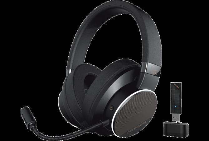 Test słuchawek Creative SXFI Theater: Moc dźwięków dla kinomana [11]