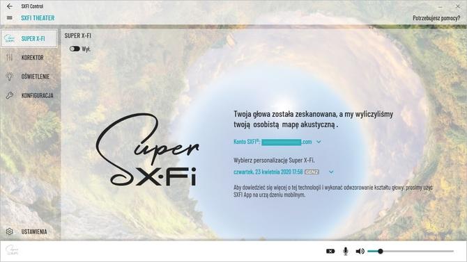 Test słuchawek Creative SXFI Theater: Moc dźwięków dla kinomana [17]