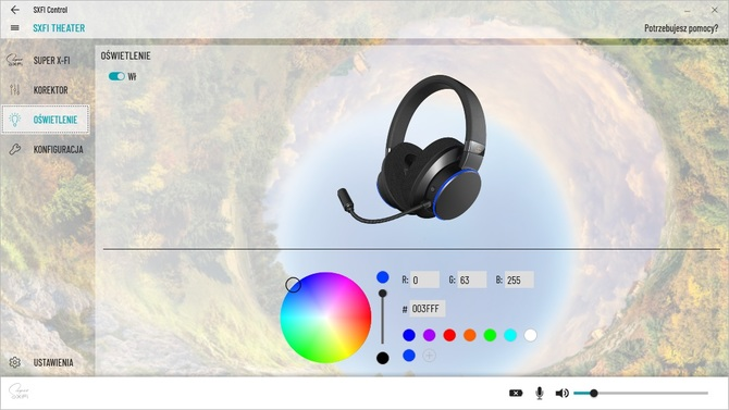 Test słuchawek Creative SXFI Theater: Moc dźwięków dla kinomana [18]