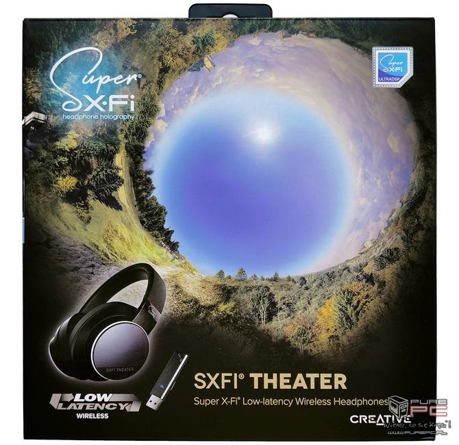 Test słuchawek Creative SXFI Theater: Moc dźwięków dla kinomana [nc2]