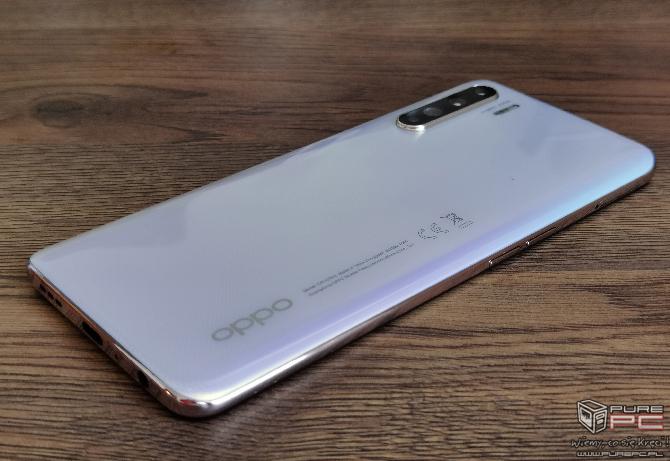 Test smartfona Oppo Reno3: Wszystko do szczęścia w średniej półce [nc6]