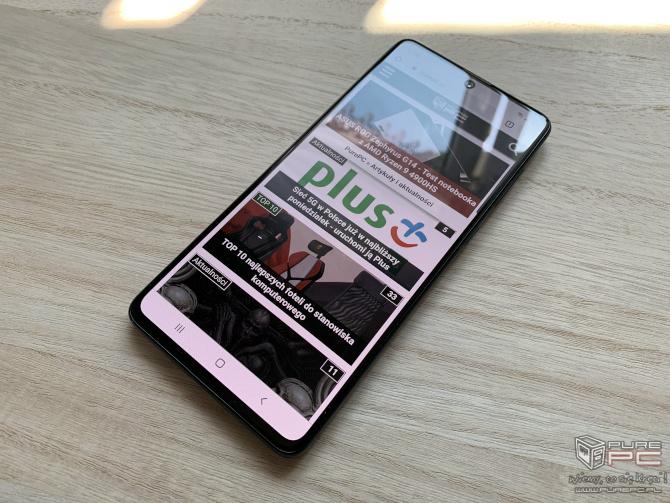 Test Samsung Galaxy A71: Jak wiele brakuje mu do flagowca? [nc2]