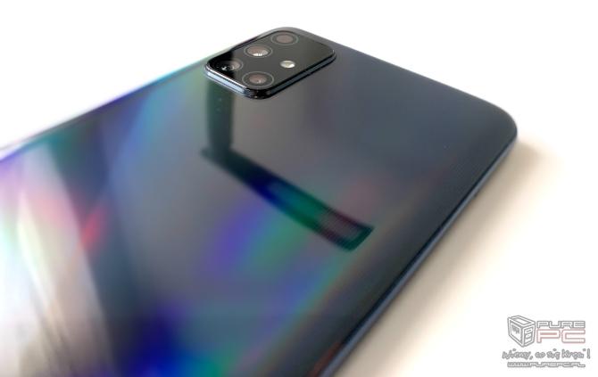 Test Samsung Galaxy A71: Jak wiele brakuje mu do flagowca? [nc11]