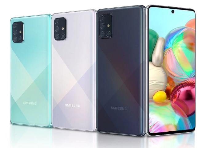 Test Samsung Galaxy A71: Jak wiele brakuje mu do flagowca? [nc29]