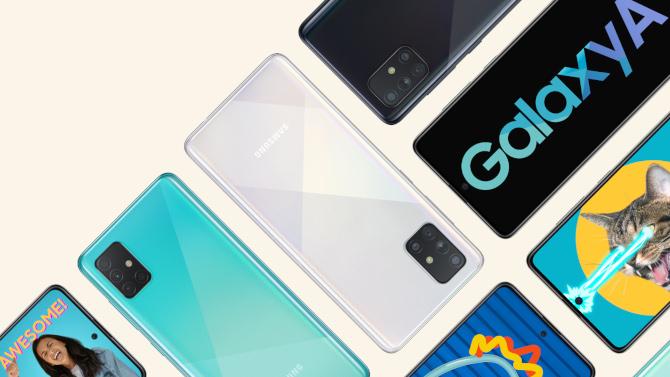 Test Samsung Galaxy A71: Jak wiele brakuje mu do flagowca? [nc30]