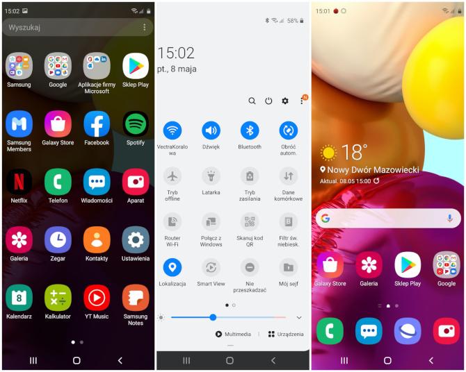 Test Samsung Galaxy A71: Jak wiele brakuje mu do flagowca? [nc10]