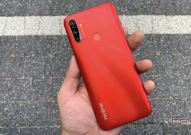 Test smartfona Realme C3: Solidny budżetowiec z mocną baterią [nc2]