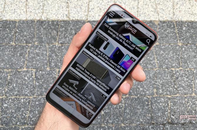 Test smartfona Realme C3: Solidny budżetowiec z mocną baterią [nc6]