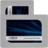 Crucial MX300 - nowe dyski SSD z pamięciami 3D TLC NAND