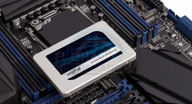Crucial MX300 - nowe dyski SSD z pamięciami 3D TLC NAND [2]