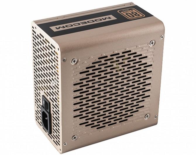 Modecom MC-500-G90 GOLD - Nowy zasilacz z ambicjami [2]