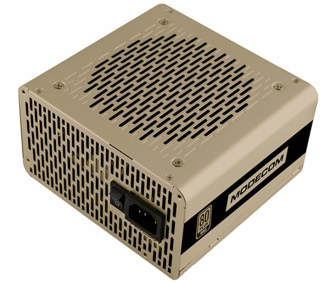 Modecom MC-500-G90 GOLD - Nowy zasilacz z ambicjami [6]
