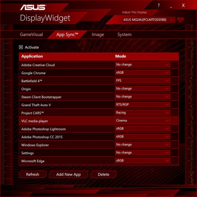 ASUS prezentuje nowe monitory dla graczy z Adaptive Sync [8]
