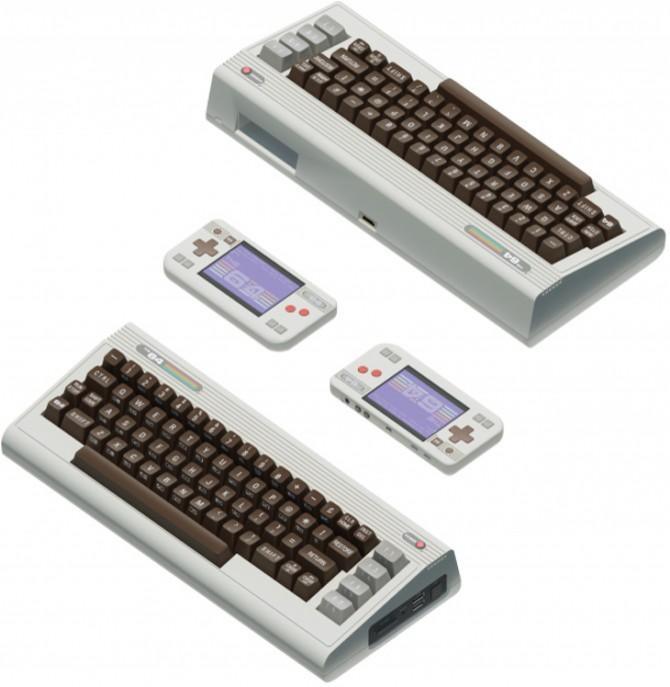 Powstaje THE 64, który wskrzesi legendarne Commodore 64 [1]