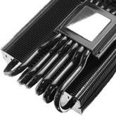 Raijintek Morpheus II Core Edition - Nowy cooler GPU