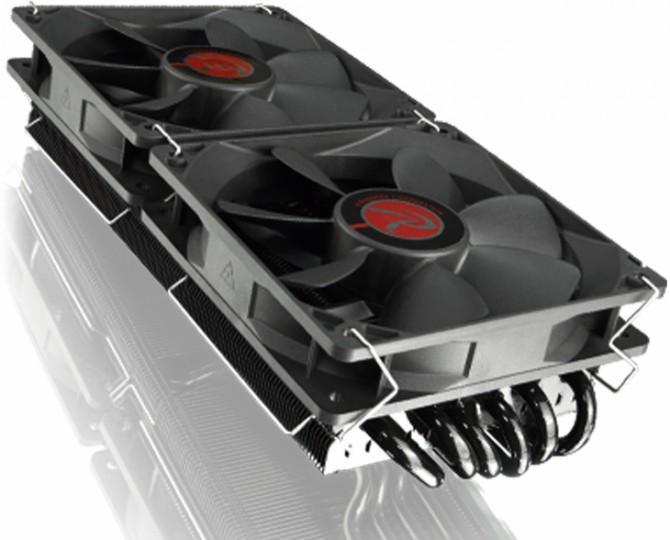 Raijintek Morpheus II Core Edition - Nowy cooler GPU [1]