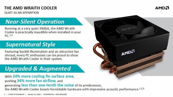 Nowe chłodzenie Wraith dla procesorów AMD FX-8350 i FX-6350 [3]