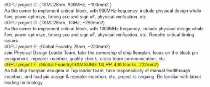 AMD Polaris 10 i 11 - pierwsze obrazy ukazujące nowe rdzenie [5]