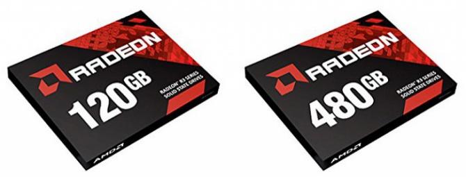 AMD Radeon R3 SSD - tani dysk nie tylko dla fanów marki [1]