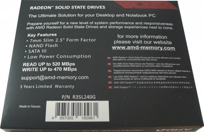 AMD Radeon R3 SSD - tani dysk nie tylko dla fanów marki [2]