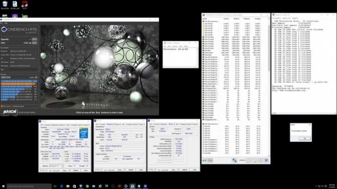 Intel Core i7-6850K - Pierwsze testy wydajności Broadwell-e [3]