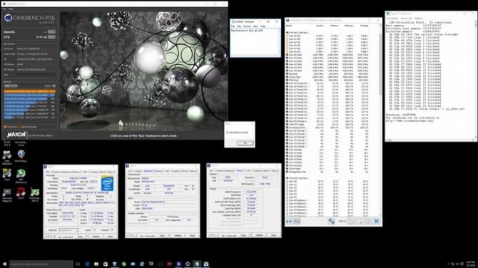 Intel Core i7-6850K - Pierwsze testy wydajności Broadwell-e [4]