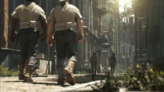 Dishonored 2 - garść informacji o nowej grze Arkane Studios [4]