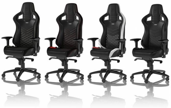 NobleChairs - Nowy producent foteli dla graczy wchodzi na ry [2]