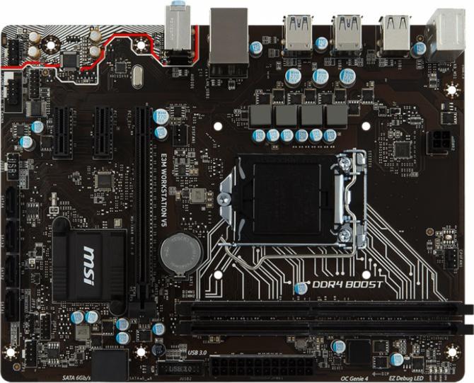Nowe płyty główne MSI dla procesorów Xeon Skylake [4]