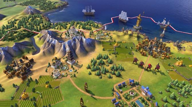 Sid Meier's Civilization VI oficjalnie zapowiedziane [1]