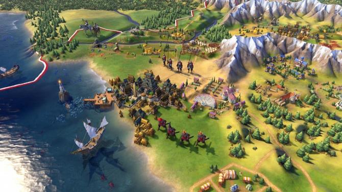 Sid Meier's Civilization VI oficjalnie zapowiedziane [2]