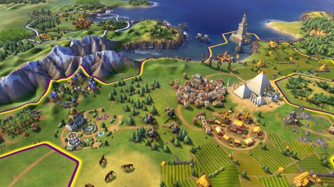 Sid Meier's Civilization VI oficjalnie zapowiedziane [3]