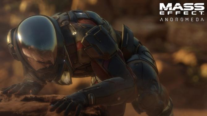 Oficjalna prezentacja Mass Effect Andromeda na targach E3 [1]
